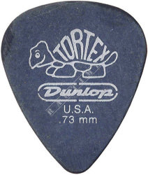 Dunlop Tortex Pitch Black 0,73mm - kostka do gitary