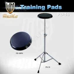 World Max PD10 Pad+Stand - pad treningowy + statyw