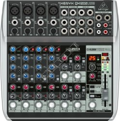 Behringer QX 602 USB - mikser analogowy