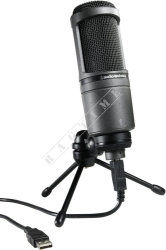 Audio Technica AT 2020 USB+ - mikrofon USB