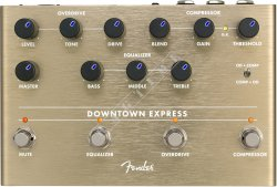 Fender Downtown Express Bass Multi Effect - efekt gitarowy