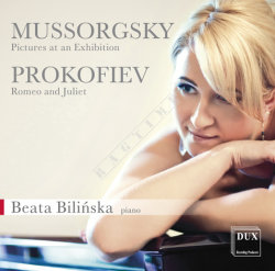 Dux 858 Modest Mussorgsky Pictures at an Exhibition Sergey Prokofiev Romeo and Juliet: Ten Pieces for Piano, Op. 75