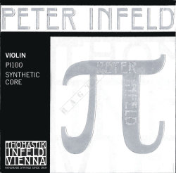 Thomastik Peter Infeld PI100 Violin Set