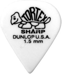 Dunlop Tortex Sharp 1,5mm - kostka do gitary