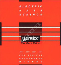 Warwick 46210 ML4 40-100 - struny do gitary basowej